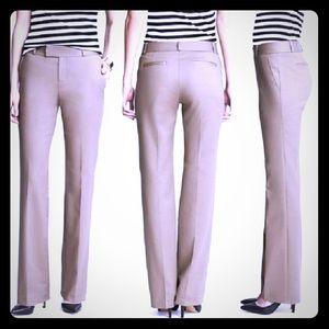 Banana Republic Martin Fit wool blend trousers